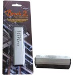"Analogis ""Brush2"" carbon-fluweel borstel"
